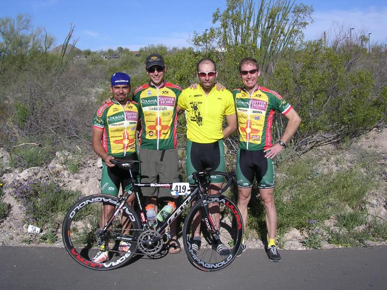 Colavita Owns 2007 Tucson Classic Jersey-Masters