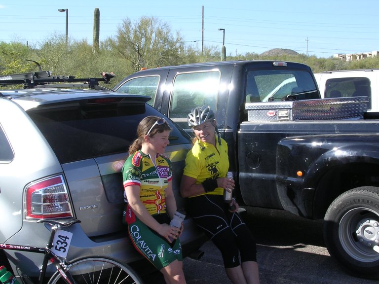 E. Cash resting after a solid Tucson Classic