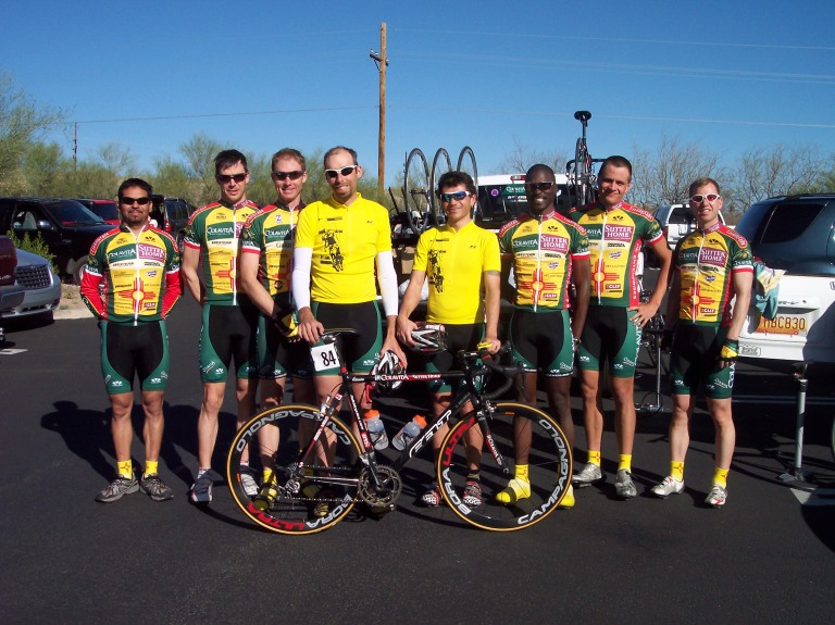 2008 Team Photo- With TBC Jerseys!