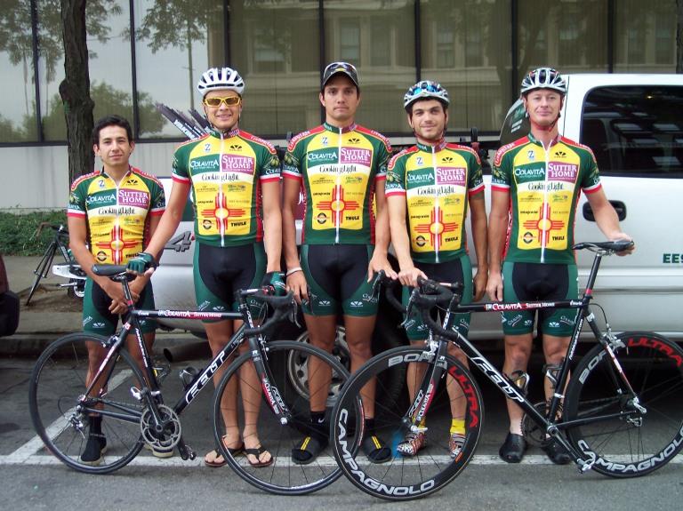 Tour of Ohio 2007 Team Shot