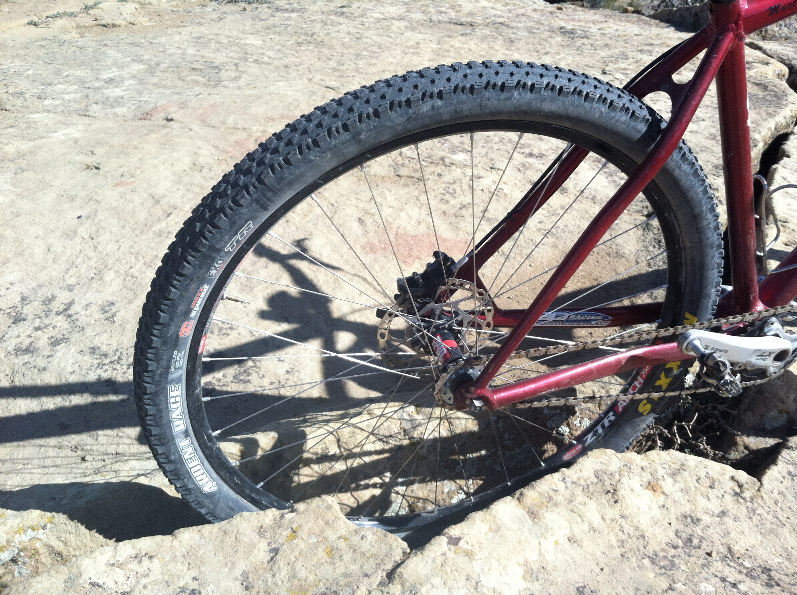 Maxxis Ardent Race 29 X 2.2 EXO TR Tire Review – Colavita ...